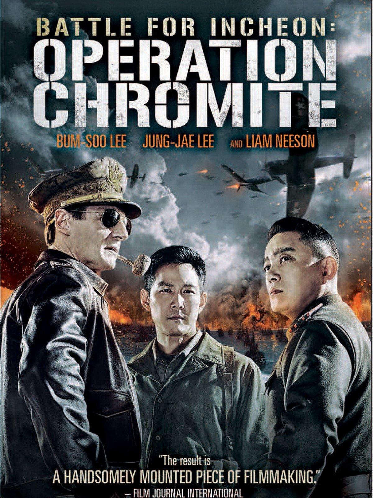 2. Nhiệm vụ tối mật - Operation Chromite (2017) Phim hàn quốc hay