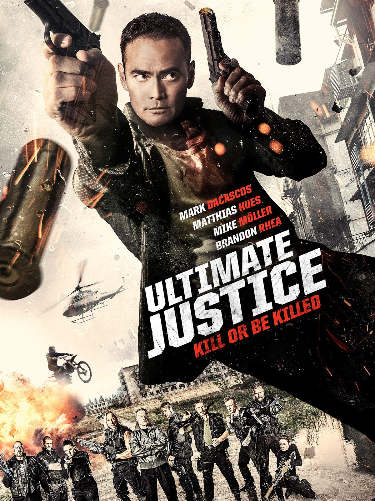 Ultimate Justice on Amazon Prime Video UK