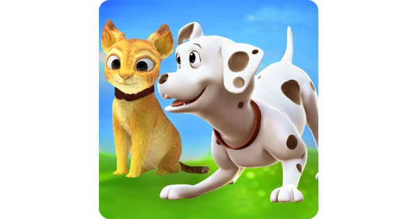 Cat and Dog Online - Multiplayer Simulator:Amazon com au:Mobile Apps