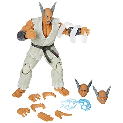 """Storm Collectibles Heihachi Mishima (Special Edition) Tekken 7"""" 1/12 Action Figure: Toys & Games"""