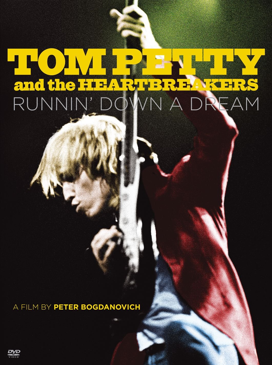 Tom Petty and the Heartbreakers: Runnin' Down A Dream Mike Campbell George Harrison Benmont Tench Kevin Costner