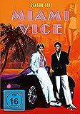 Miami Vice - Season 5 [6 DVDs]