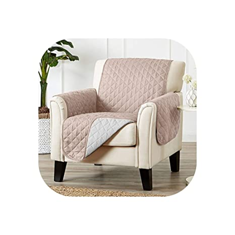 sevenTimes Funda de sofá de Tela Jacquard, Lavable ...