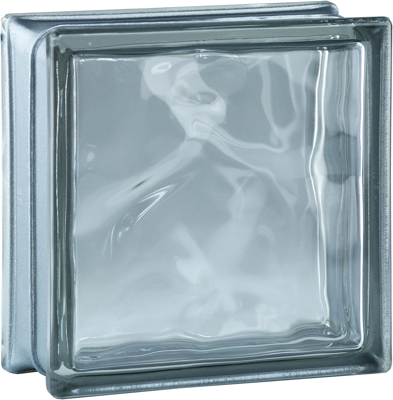 Bloques de vidrio mamparas de ducha JUEGO COMPLETO 78x195 cm ...