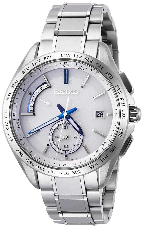 [ブライツ]BRIGHTZ 腕時計 BRIGHTZ デュアルタイム表示 SAGA229 メンズ B06XRX4MN5
