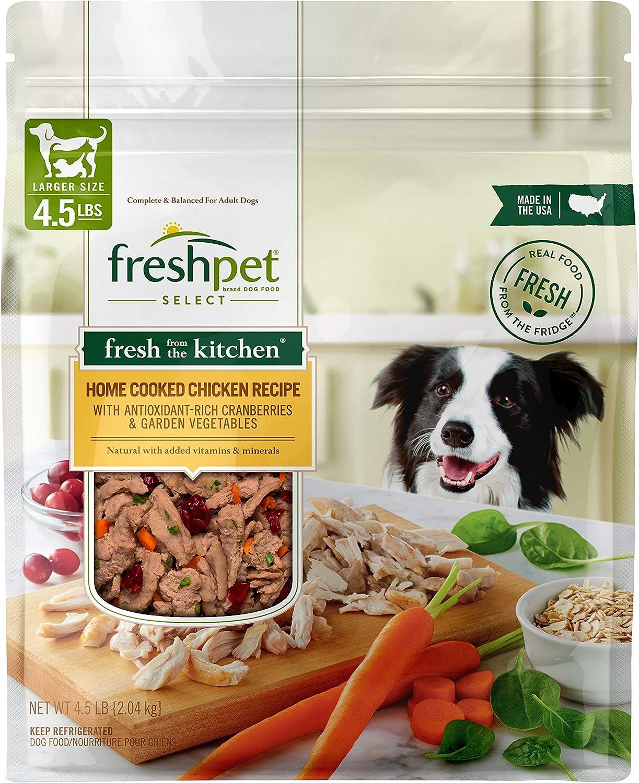 Freshpet Fresh From the Kitchen Dog Food, 4.5 lb