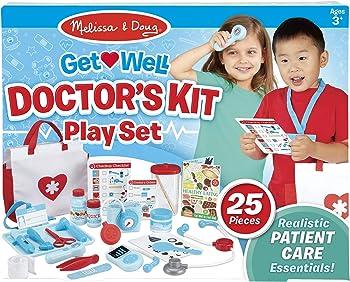 Melissa & Doug Get Well Doctor Kit Toys