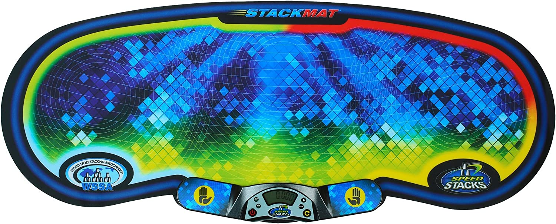 Kit de Cup Stacking de comp/étition Speed Stacks Bleu