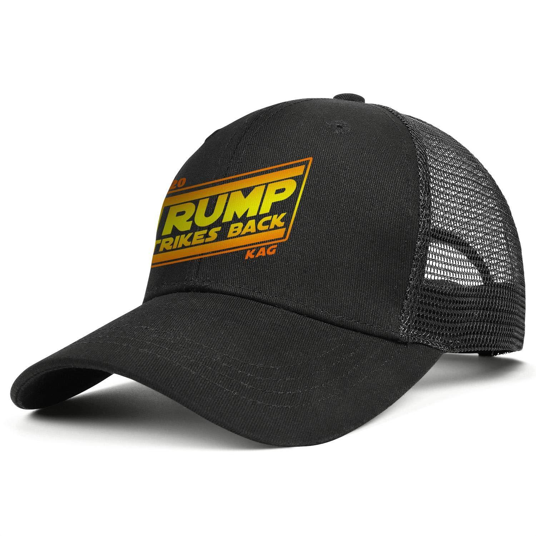 Unisex Vintage Baseball Cap One Size 2020 Funny Anti Trump White Walking Dad Hat