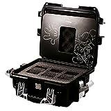 Invicta (3) Three Slot Impact Resistant Black