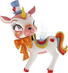 Enesco The World of Miss Mindy Day Unicorn Stone Resin Figurine, 5.9