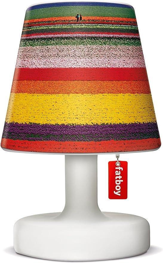 Fatboy 900 4374 Lampenuberzug Lampenschirm Cooper Cappie Field Of Flowers Blumenfelder Kunststoff 46 X 38 X 7 Cm Amazon De Kuche Haushalt