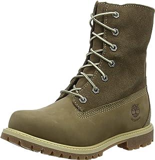 the best attitude 64b93 4acb4 Timberland Damen Authentic Teddy Fleece Chukka Boots: Amazon ...