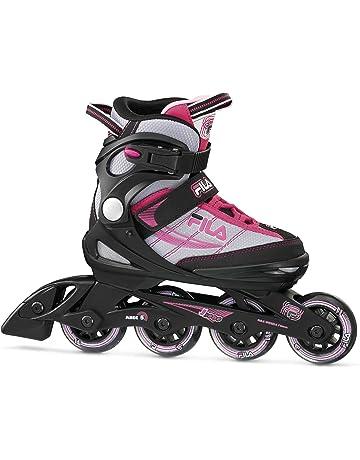 Fila Kids-Inline-Skates J-One Colour Rosa Regulable para niñas 010615148