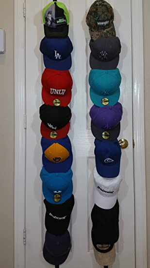baseball cap storage rack hat over the door racks bloodline sports system organizer excellent ball will hold
