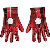 Marvel Rubie's Men's Universe Adult Iron Man Gloves, Multi, One Size