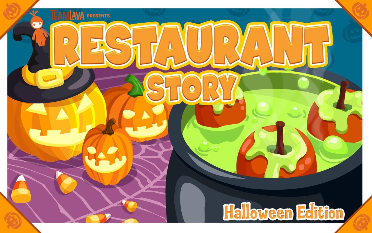 Home Design Story Teamlava Games Restaurant Story Halloween Import It All