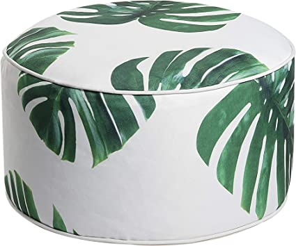 Amazon.com: Art-Leon - Taburete hinchable para patio para ...