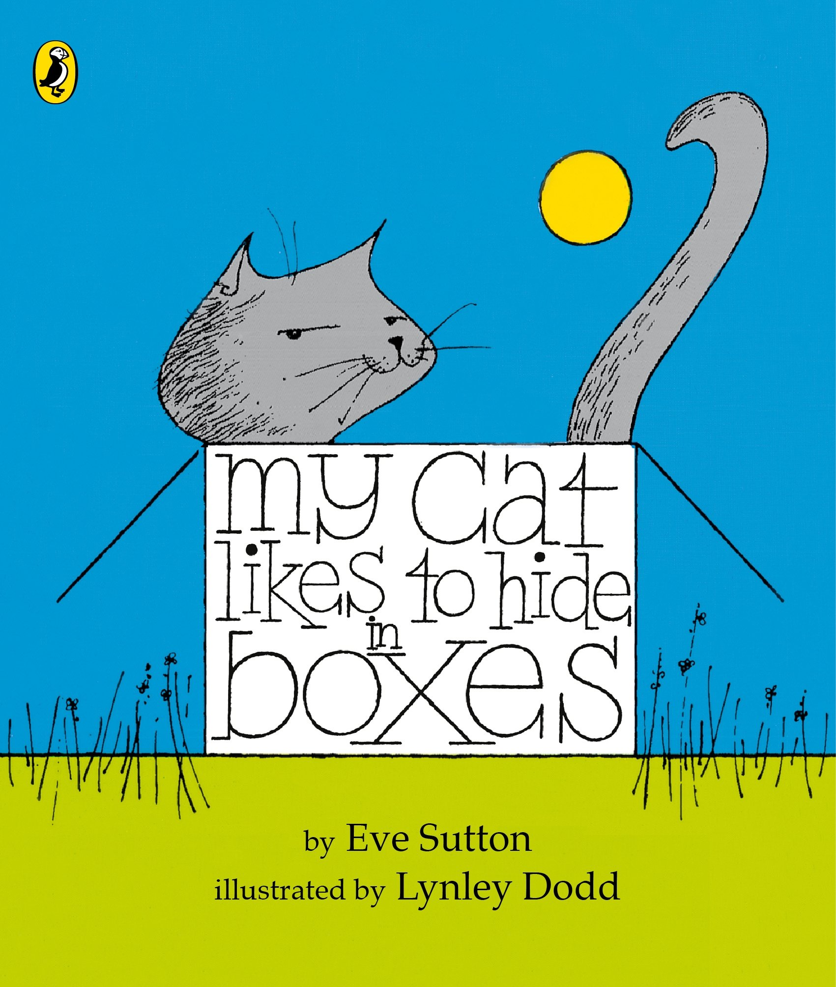Download My Cat Likes To Hide in Boxes pdf