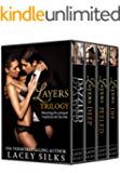 Layers Trilogy Box Set (featuring prequel Dazzled by Silver)