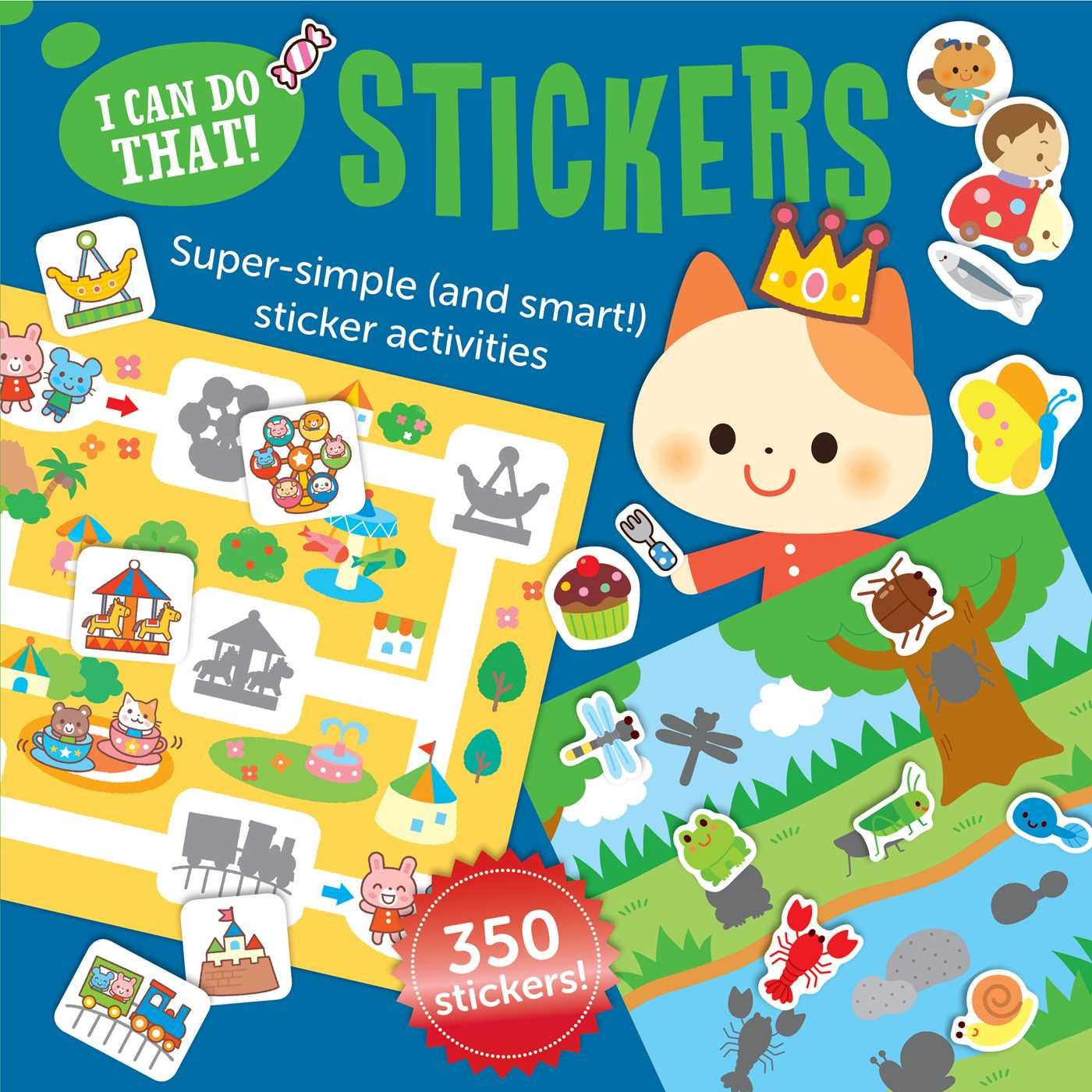 I Can Do That: Stickers: Super Simple (and Smart!) Sticker Activities (I Can Do It!) ePub fb2 book