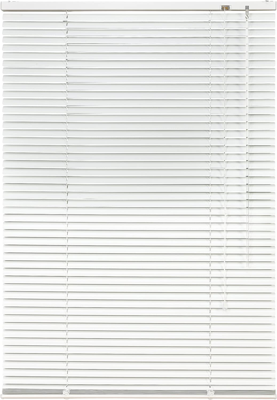 Liedeco Aluminium Jalousie 80 x 160 cm wei/ß