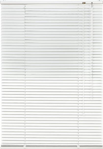 Alu Jalousie Jalousette Rollo 140 x 160 cm Fb silber