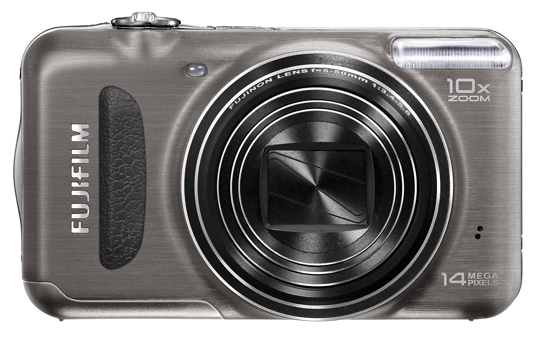 Amazon.com: Fujifilm FinePix T200 Gunmetallic Digital Camera: Everything  Else