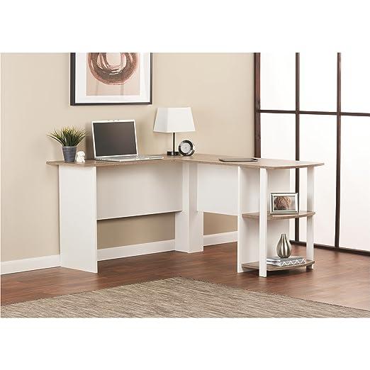 近三千人买过!Altra Furniture  L型电脑桌