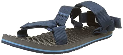 a10a9ffe2e THE NORTH FACE Herren Base Camp Switchback Knöchelriemchen Sandalen Blau  (Shady Cendre Blue),