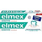 elmex SENSITIVE 牙膏,3件装(3 x 150毫升)