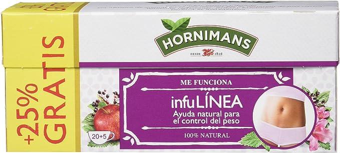 Hornimans - Bolsitas De Té Me Funciona 20 x 1,5 g - [pack de 4 ...