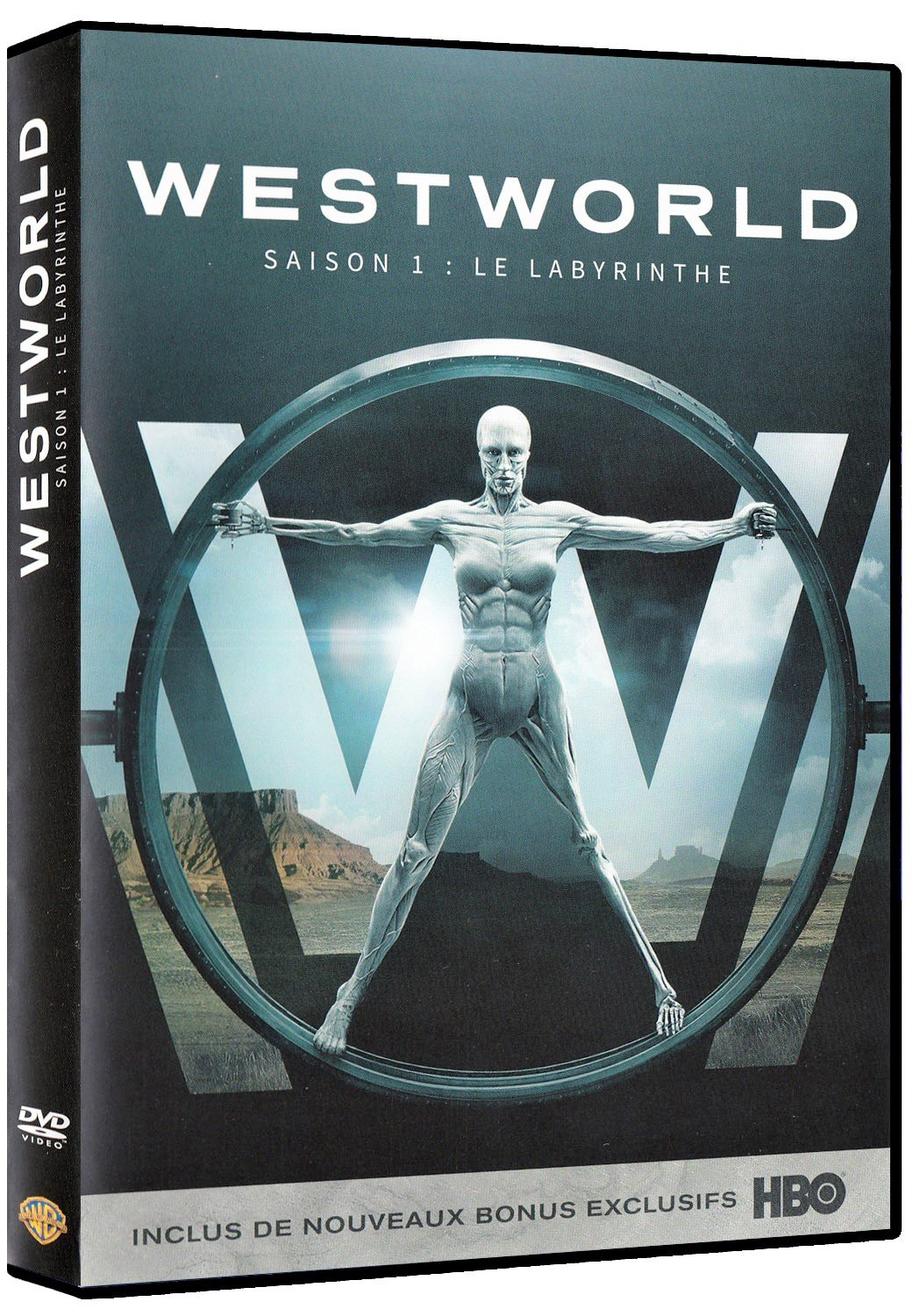 Westworld - Intégrale Saison 1 - DVD - HBO: Amazon.es: Cine y ...