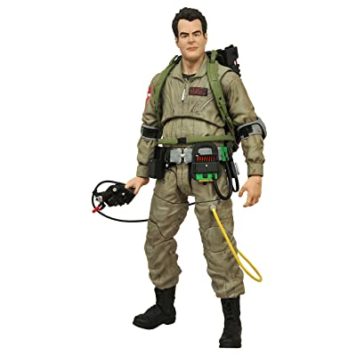 DIAMOND SELECT TOYS Ghostbusters Select: Ray Action Figure: Toy: Toys & Games