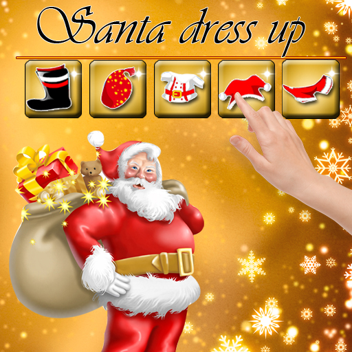 Amazon santa claus dress up ecards appstore for