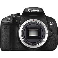 Canon EOS 650D Digital SLR Camera - Black (Body Only)