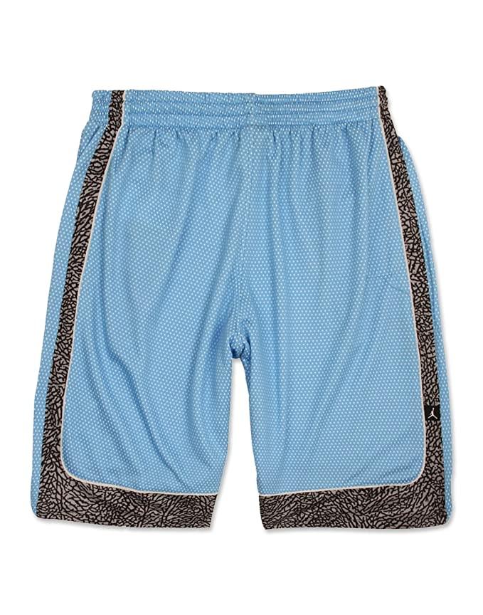451318c62ad Amazon.com: Jordan Nike Boys' Elephants Print Dri-Fit Basketball Shorts:  Sports & Outdoors