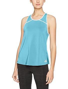 adidas BK0721 - Camiseta de Tirantes para Mujer: Amazon.es: Deportes y aire libre