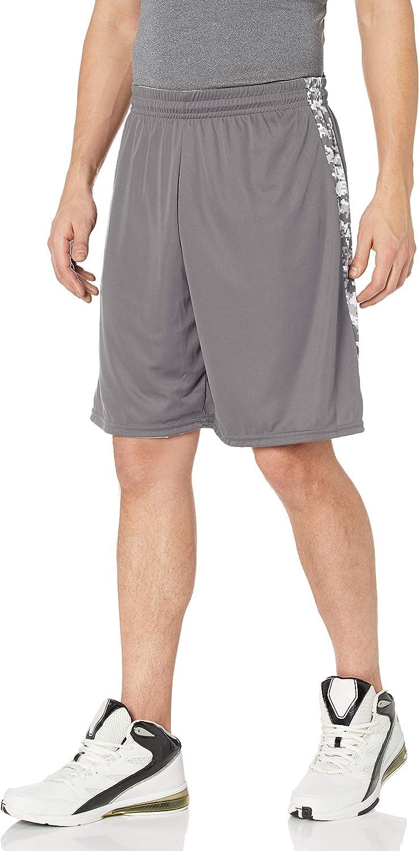 Augusta Sportswear Mens Sports Apparel Hook Shot Reversible Short