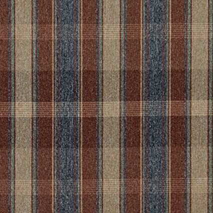 Amazon Com C644 Rustic Red Blue Green And Beige Large Plaid Country