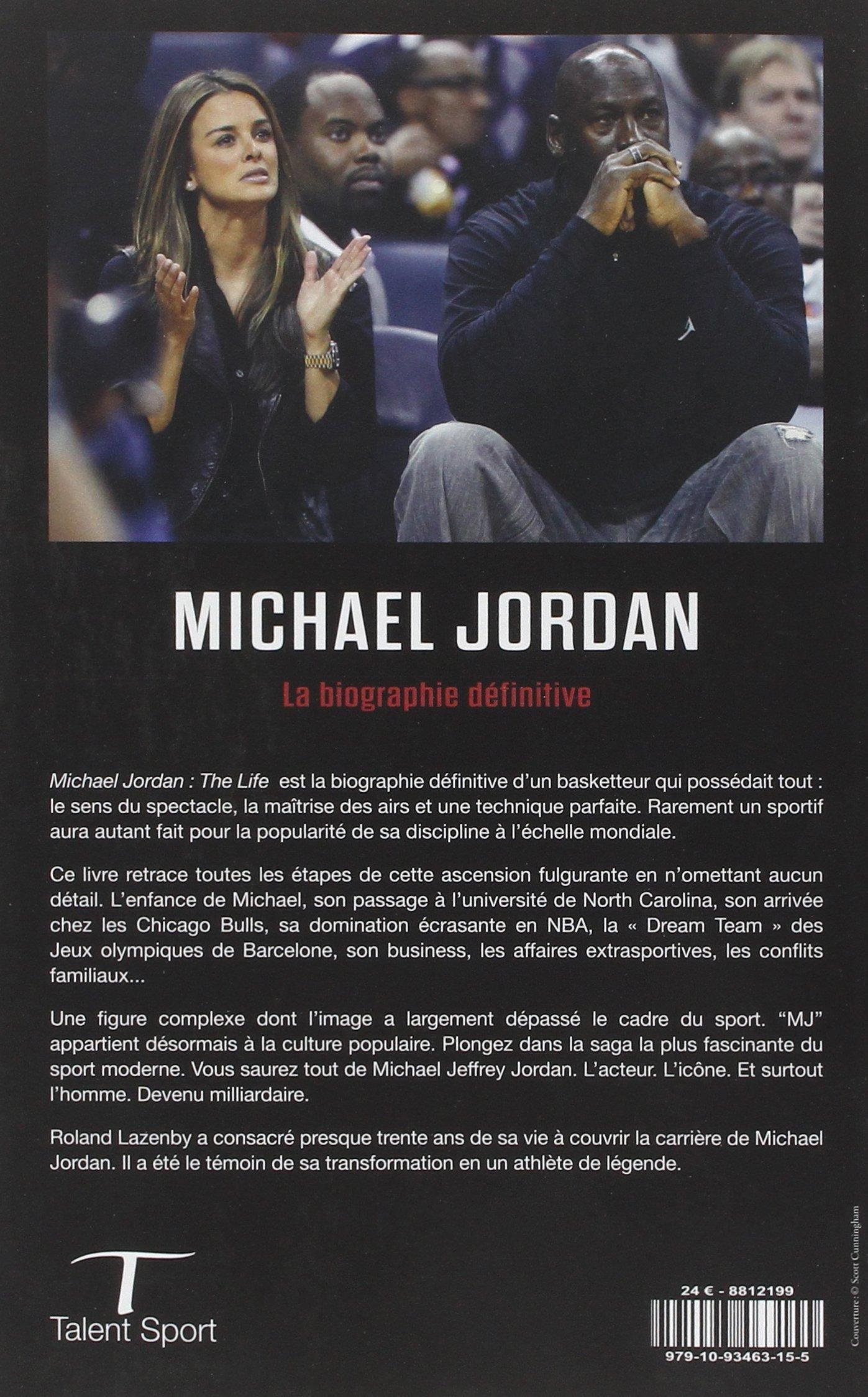 la meilleure attitude 60868 1ac9f Amazon.fr - Michael Jordan the life - Roland Lazenby - Livres