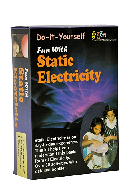 Buy fun with static electricity do it yourself working model do it yourself working model educational learning toy solutioingenieria Gallery