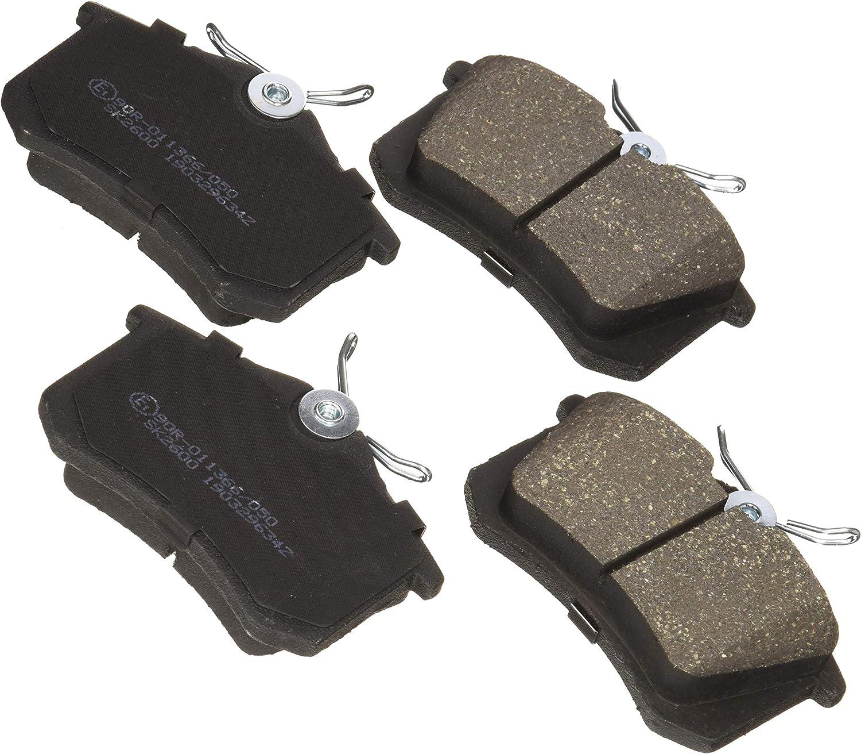 Scheibenbremse LPR 05P634 Bremsbelagsatz