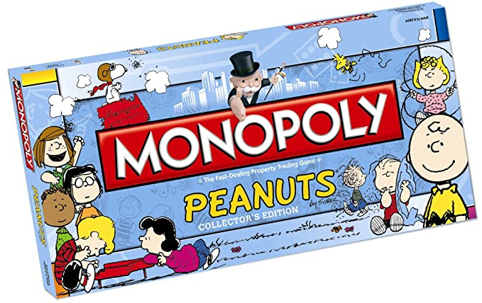 Amazon.com: Monopoly Cacahuetes: Toys & Games
