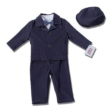 bester Platz beliebte Geschäfte gut aussehend HOBEA-Germany Taufanzug Jungen, Taufkleidung Junge, Anzug Baby Junge für  die Taufe für Babys und Kinder