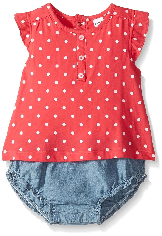 Carters Baby Girls 1 Pc 118g929