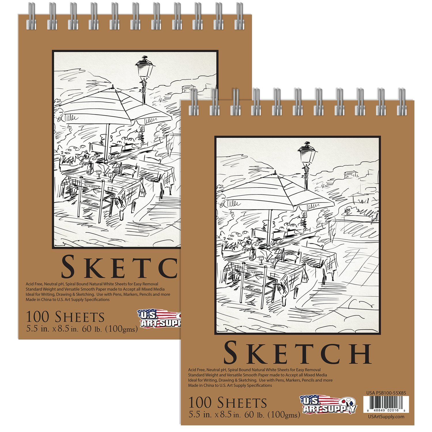 Sketch pads. #artsupplies #sketching