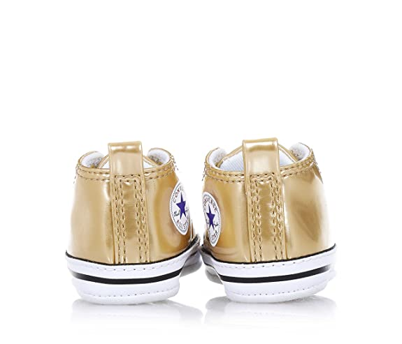 Converse 855121c First Star Gold Sneakers Gold 17 GipeBEB8d