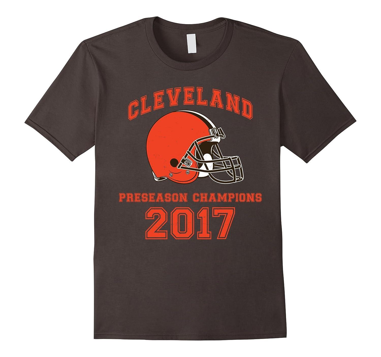 Cleveland fan shirt   Preseason champions 2017-FL