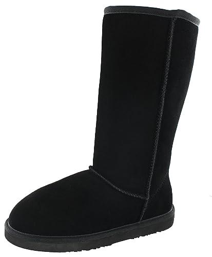 Lamo Footwear Heidi Womens Boots Black